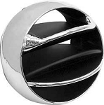 1965-1977 FIREBIRD CAMARO CHROME DASH VENT BALL