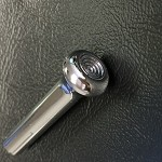 GM CHROME LOCK KNOB REPRO-GM 981379 REPRO
